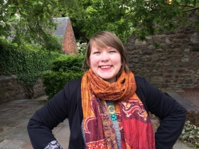 PhD student Zoe Todd successfully defended thesis