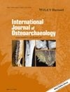 Arctic Domus team member Rob Losey publishes paper in International Journal of Osteoarchaeology