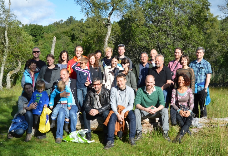 Arctic Domus Team August 2015
